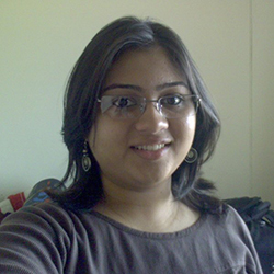 Marisha Vashi - Batch of 2008