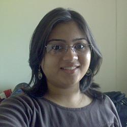 Marisha Vashi - Batch of 2008