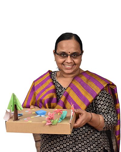 Kausalya Chariar